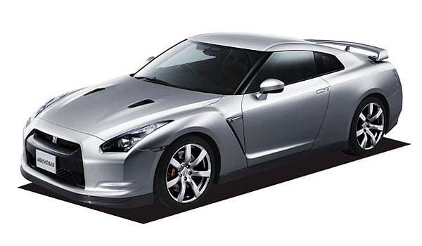 平成19年式GT-R