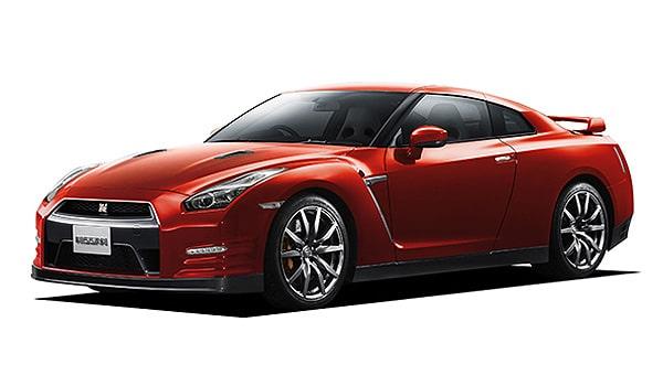 2013年式GT-R
