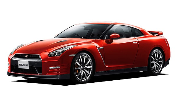 平成26年式GT-R